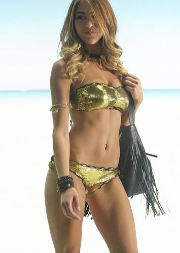 Bikini brasiliani, i modelli di tendenza dell'estate 2015
