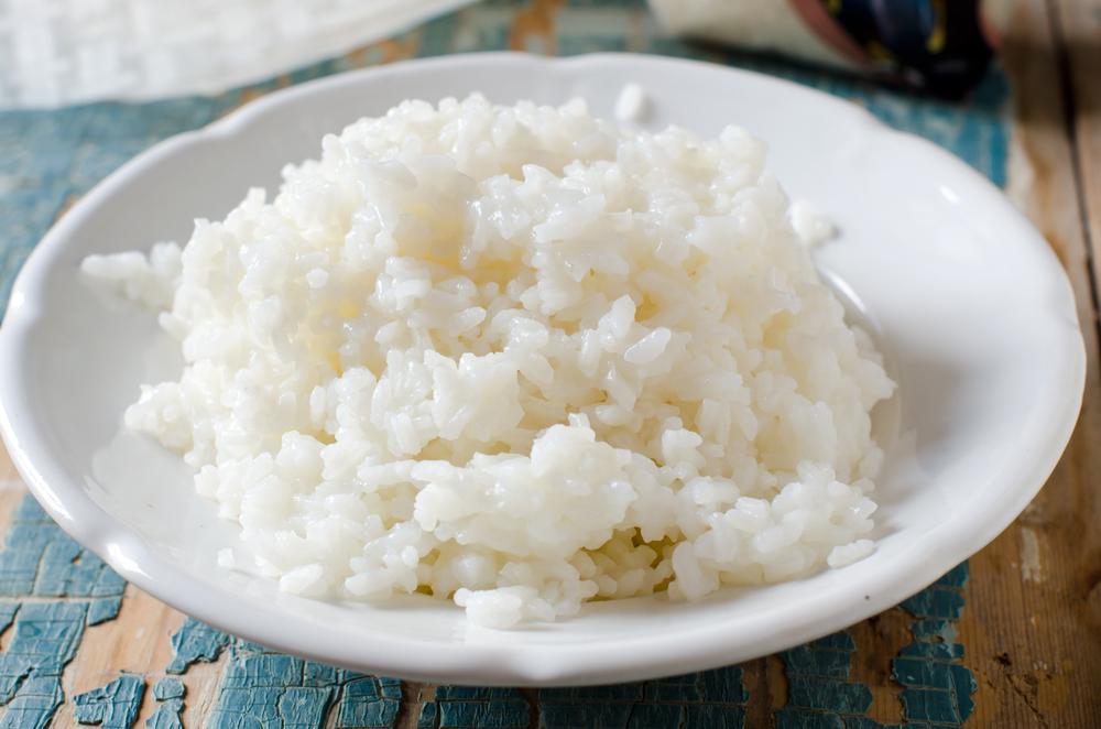 riso bianco per perdere peso