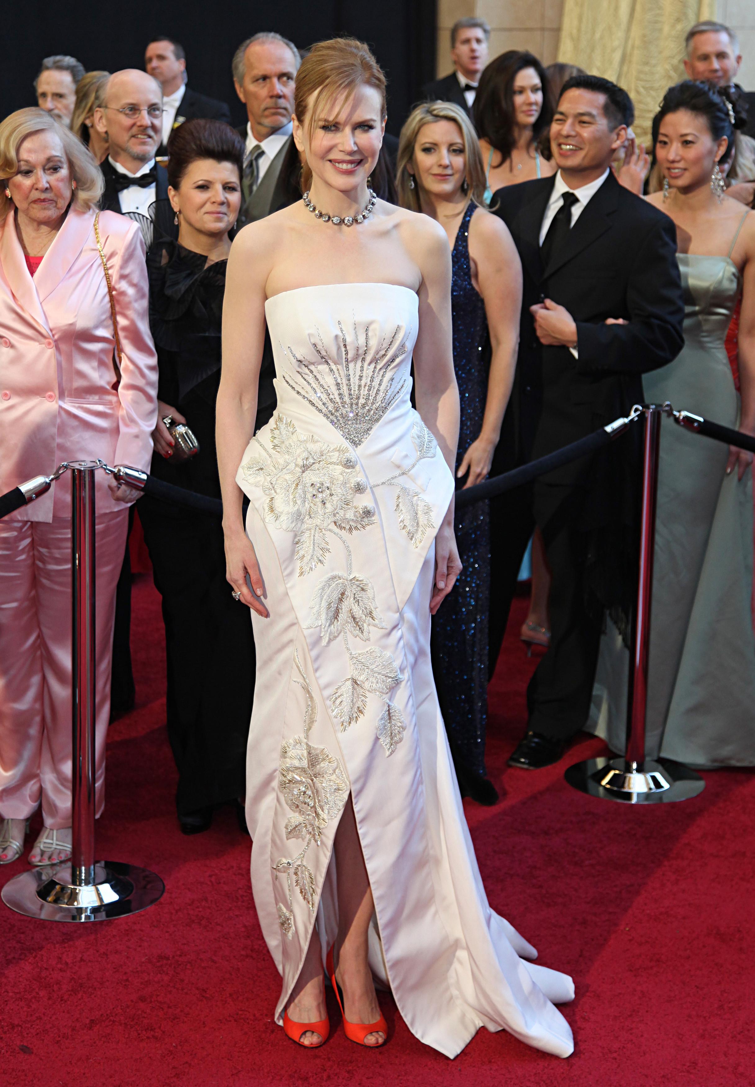 Nicole Kidman: i look più belli