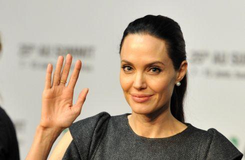 Angelina Jolie in Turchia con la figlia Shiloh per i rifugiati