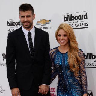 Shakira: il piccolo Sasha è identico a papà Piquè