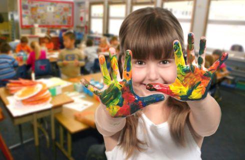 Lavoretti per bambini: 5 idee per stimolare la loro creatività