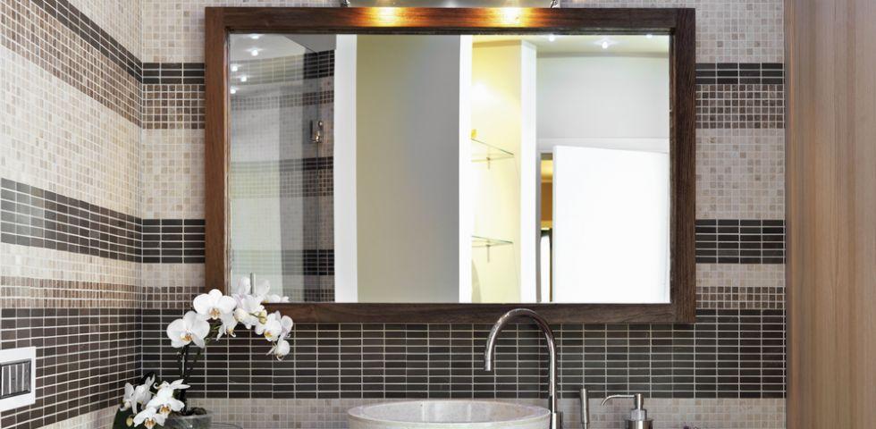 Rivestimenti bagno idee per valorizzare l 39 ambiente diredonna - Mosaico bagno idee ...
