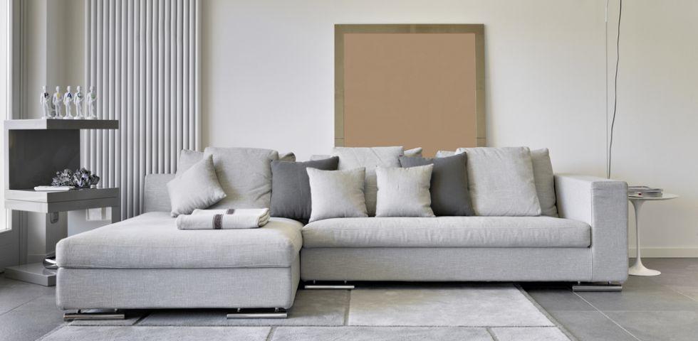 Soggiorno moderno come renderlo accogliente diredonna for Idee per dipingere il soggiorno