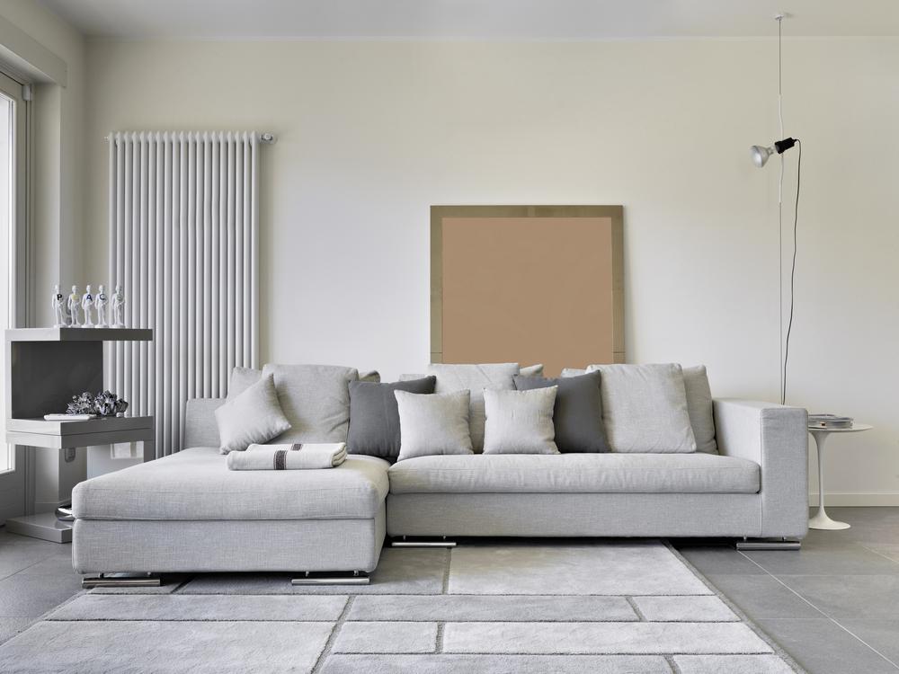 Soggiorno moderno come renderlo accogliente diredonna - Soprammobili per soggiorno ...