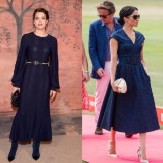 Fashion Tip: gli accessori giusti da abbinare al vestito blu