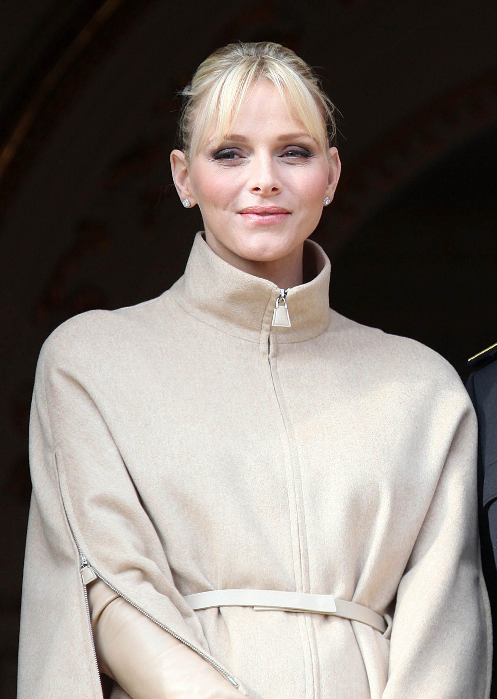 Matrimonio Kate Middleton : Charlène di monaco parla dei figli jacques e gabriella