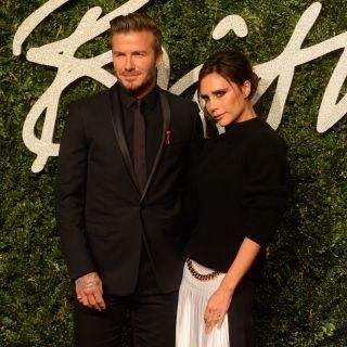 David Beckham: 16 anni di matrimonio con dedica per Victoria