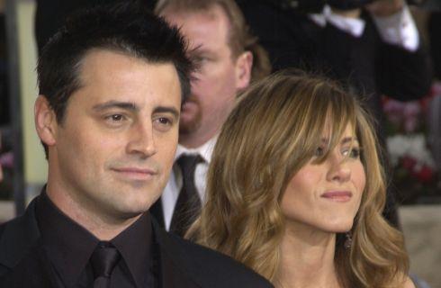 Jennifer Aniston e Matt LeBlanc sono stati davvero una coppia