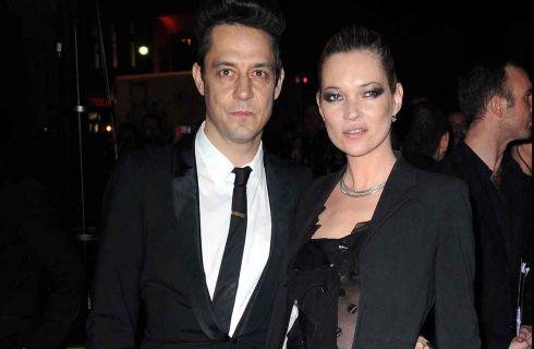 Kate Moss: matrimonio finito con Jamie Hince