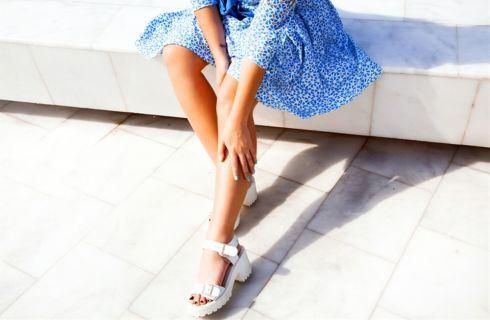 Scarpe flatform: come abbinarle e quando indossarle