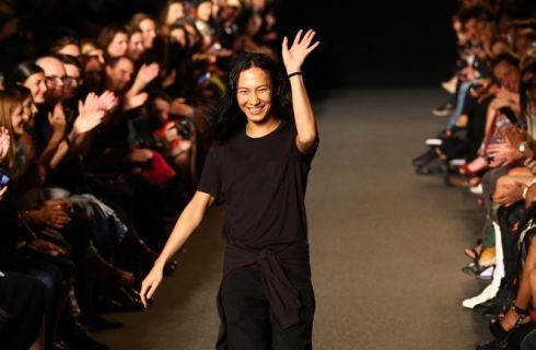 Balenciaga conferma l'addio di Alexander Wang