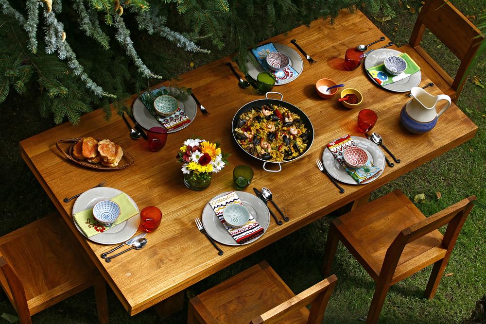 Come organizzare una cena all\'aperto | DireDonna