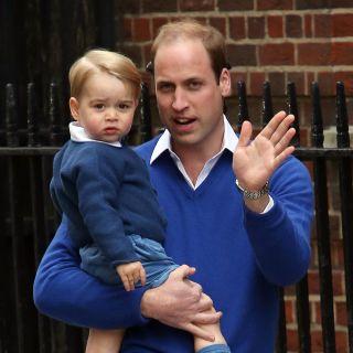 Ha 23 anni e si veste come il principe George