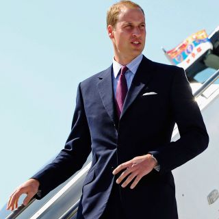 Le notti brave del Principe William in Svizzera (video)