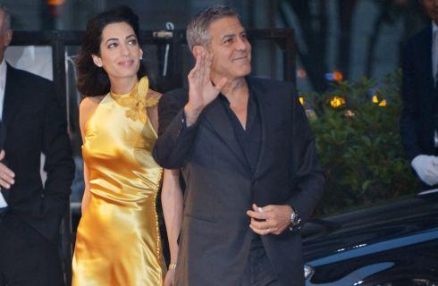 Cicogna in arrivo per George Clooney e Amal Alamuddin?