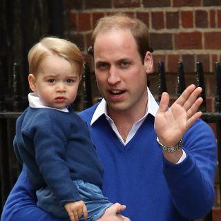 """Il principe George è su Facebook e """"ti disprezza"""""""