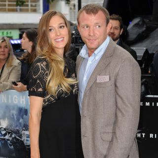 Parata di celebrities per il matrimonio di Guy Ritchie