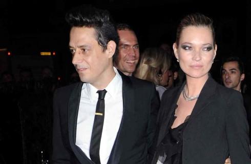 Kate Moss in lacrime per la fine del matrimonio?