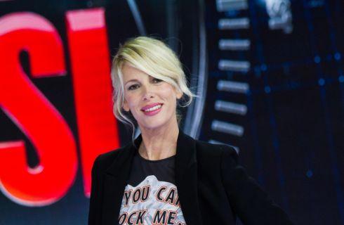 Alessia Marcuzzi in versione hot a Formentera