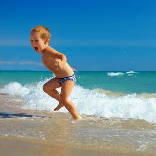 Bambini: come vincere la paura dell'acqua