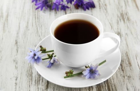 Caffè di cicoria: proprietà e controindicazioni