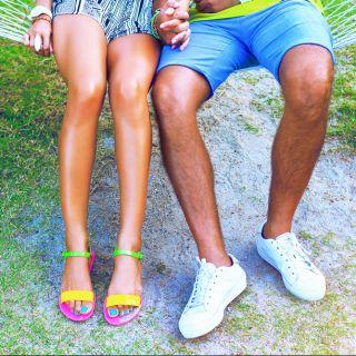 Sandali bassi: come abbinarli correttamente