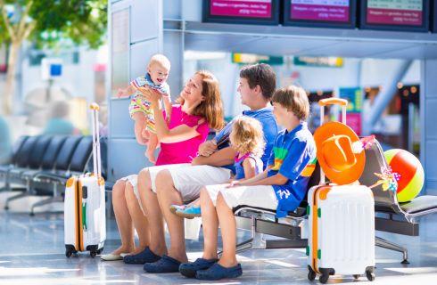 5 consigli per viaggiare con i bambini all'estero