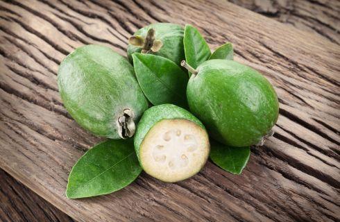 Feijoa: proprietà e benefici del frutto