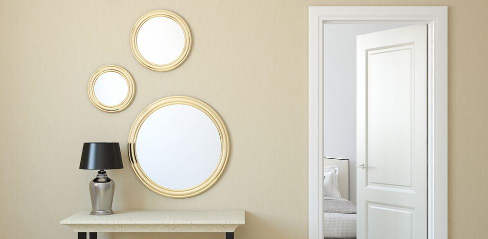 Decorare le pareti 5 idee low cost diredonna - Specchi da decorare ...