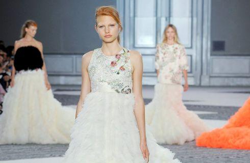 Abiti da sposa: le tendenze Haute Couture da Parigi