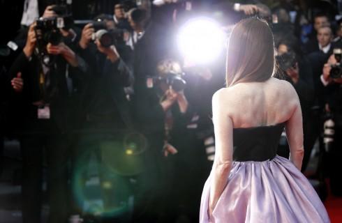 Mostra del cinema di Venezia: le star al femminile
