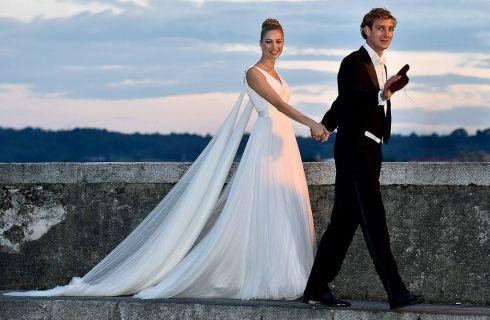 Pierre Casiraghi e Beatrice Borromeo atto secondo: le nozze religiose