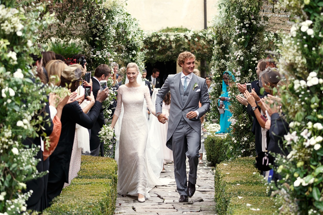 Beatrice Borromeo insegue l'eleganza di Grace Kelly
