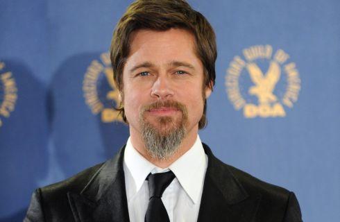 Brad Pitt visiterà Dismaland di Banksy senza pubblico