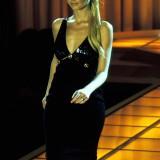 Claudia Schiffer per Gianni Versace