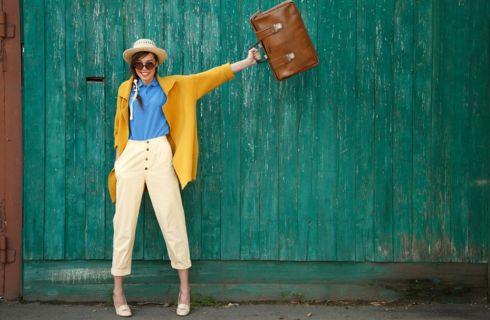 Pantaloni a culotte: gli abbinamenti corretti