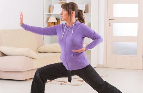Qi Gong esercizi: esercizi per principianti
