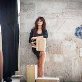 Penelope Cruz per Carpisa, backstage campagna