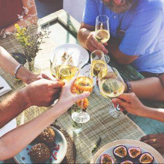 5 idee per organizzare un aperitivo in terrazza