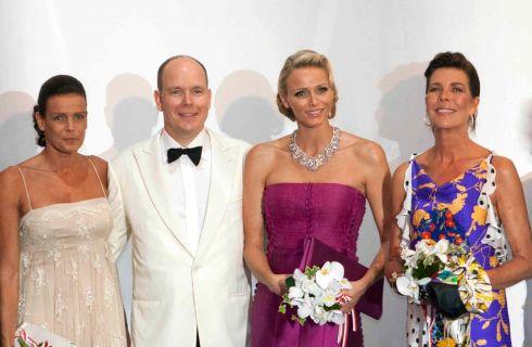 Charlène e Carolina di Monaco: i motivi della rivalità