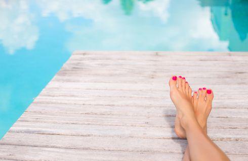 Pedicure: gli effetti benefici sul corpo