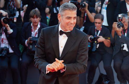 George Clooney potrebbe smettere di recitare per colpa dell'età