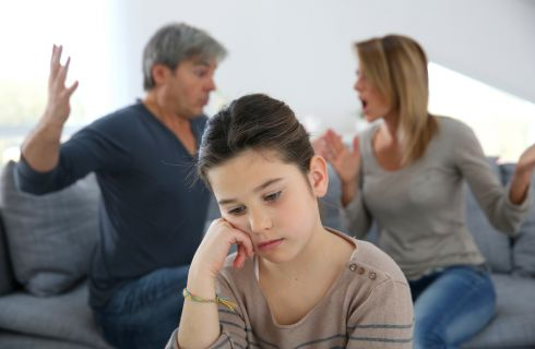 Genitori separati: gli errori da evitare