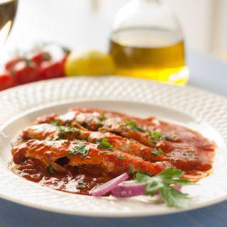Triglie alla livornese: la ricetta tradizionale