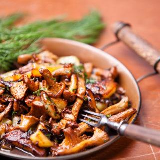 Contorni: 5 ricette in padella