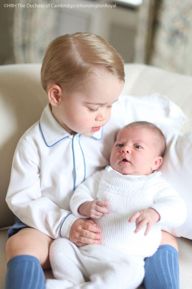 Principe George le foto più belle