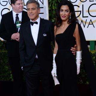 George Clooney ansioso per la nascita dei gemelli