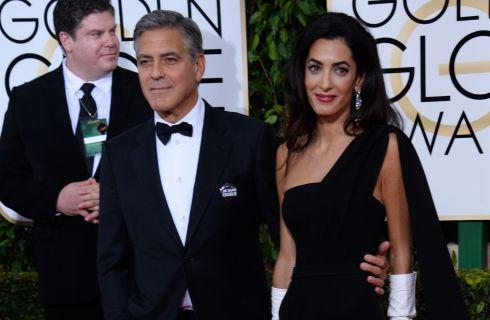 George Clooney: ansie da papà in vista della nascita dei gemelli