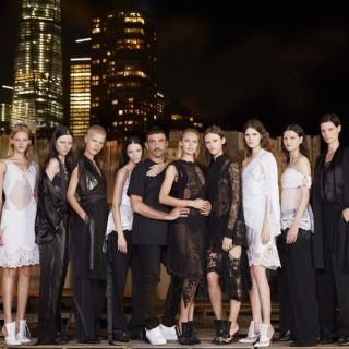 Victoria Beckham e Givenchy alla New York Fashion Week